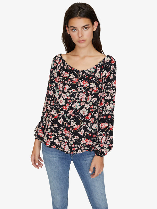 Genevieve Blouse Filtered Spring