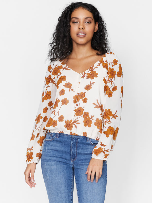 Meadow Blouse High Autumn