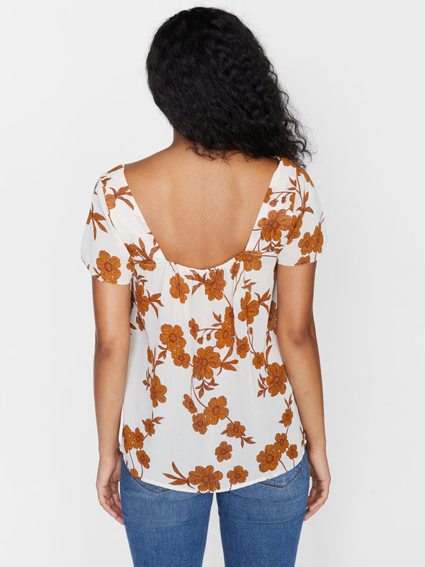 Carefree Shell Top High Autumn