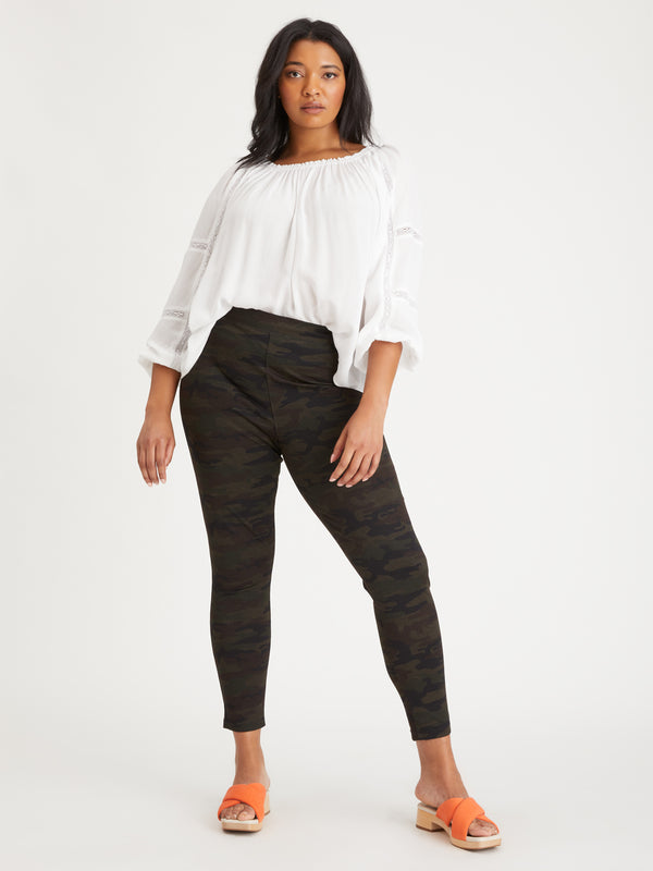 Say So Blouse White Inclusive Collection - White / 1X -