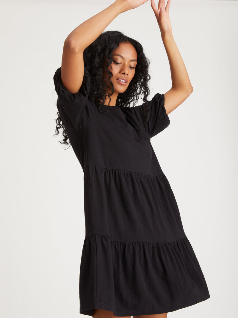 All Day Dress Black - Black / XXS - Dress