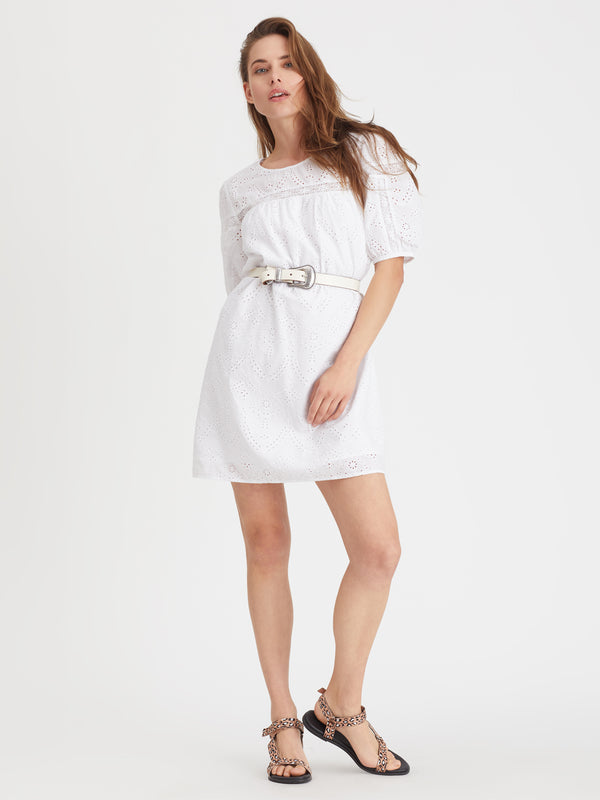 Full Swing Heirloom Dress White - Dress