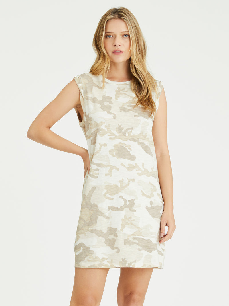 Easy Way Dress Sand Dune Camo