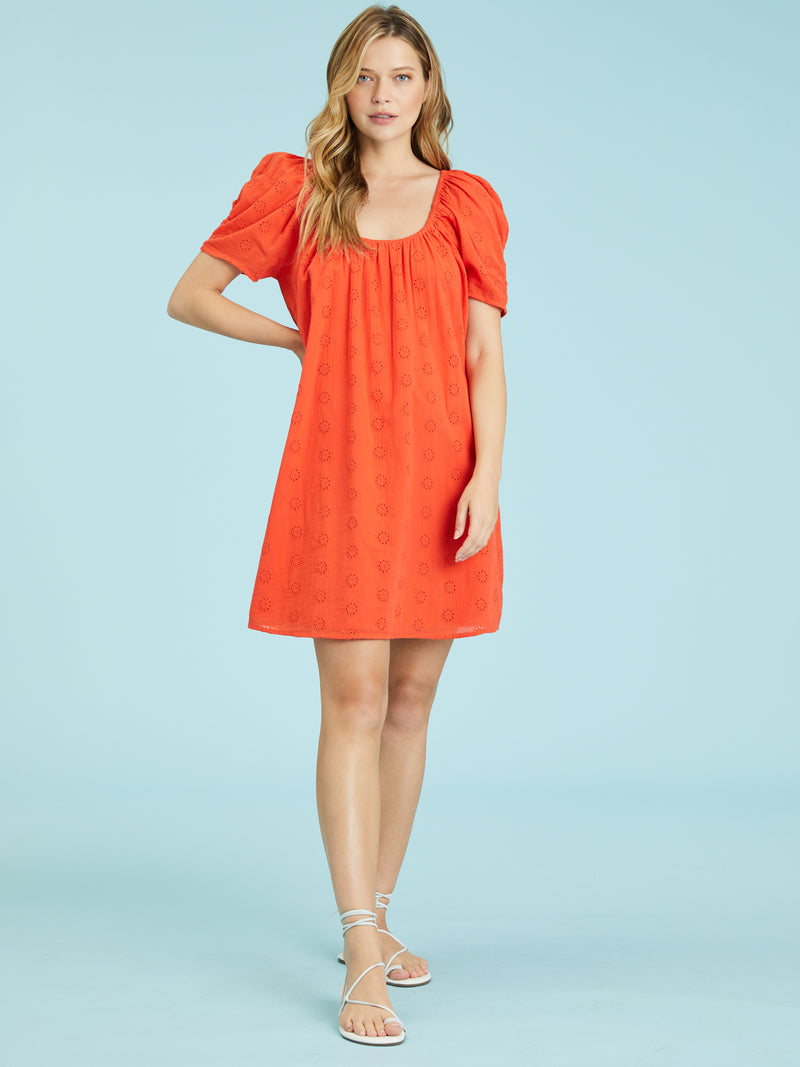 Summer Fling Dress Sunfire