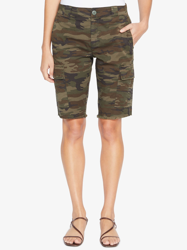 Commander Bermuda Short Little Hero Camo
