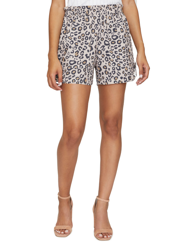 The Island Short New Leopard