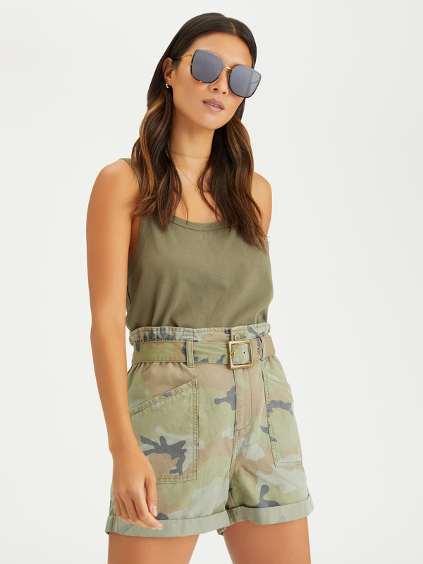 Stow Away Short Surf Camo