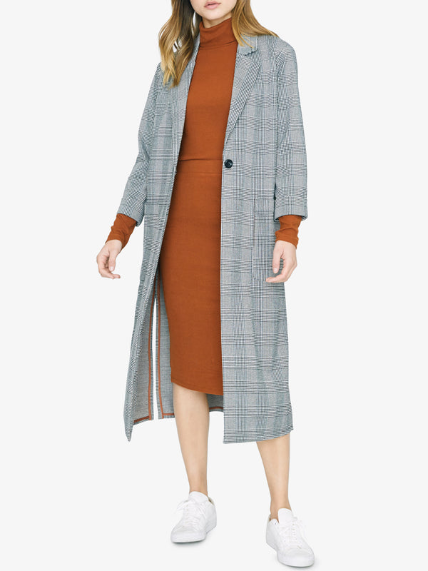Timeless Duster Earthstone Check