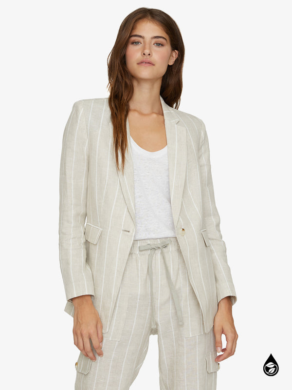 Eastport Blazer Hampton Stripe