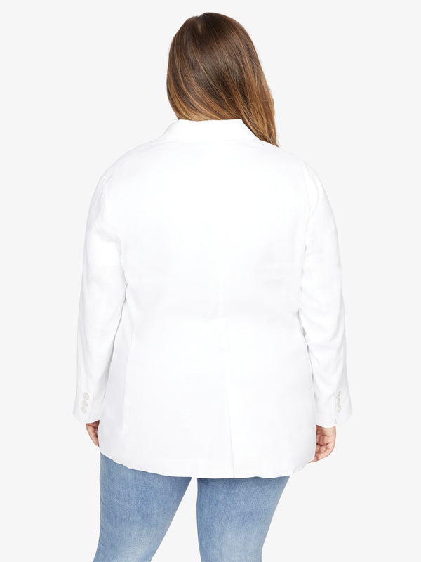 Cape Cod Blazer White Inclusive Collection