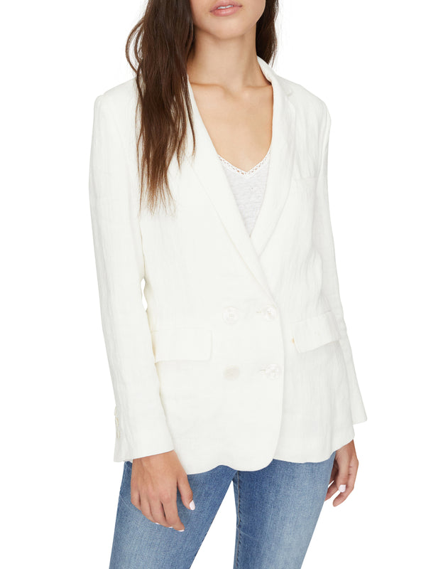 Cape Cod Blazer White