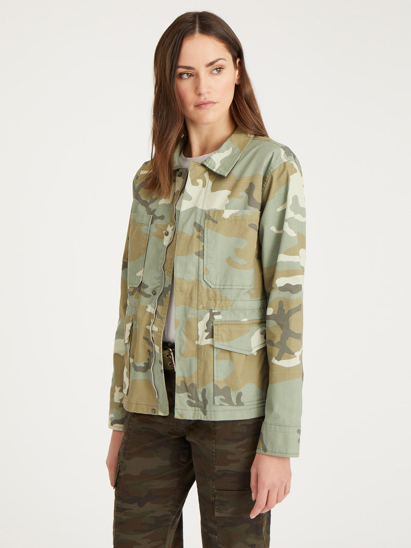 Morgan Jacket Desert Sage Camo