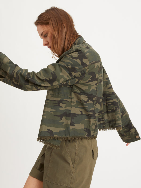 Jayden Jacket Safari Camo