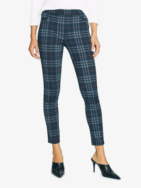 Grease Legging Brixton Plaid