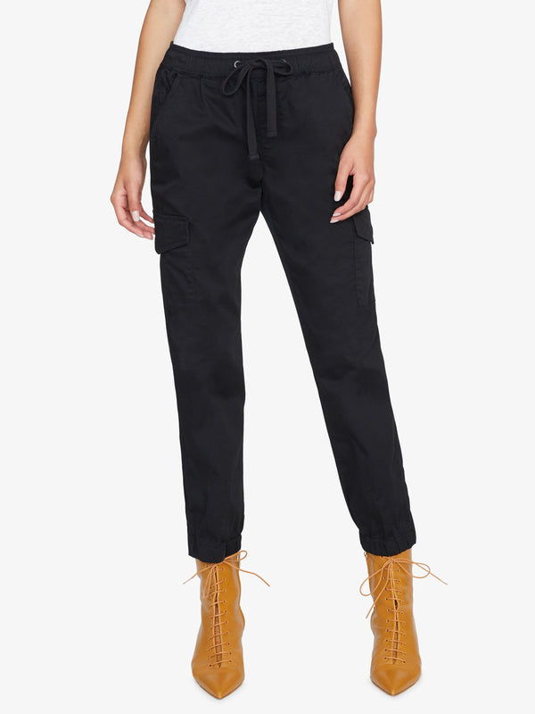 Pull On Trooper Pant Black