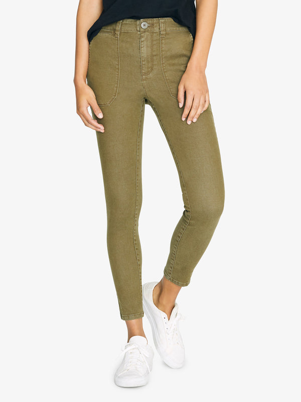 Palmer Cigarette Chino Greenstone