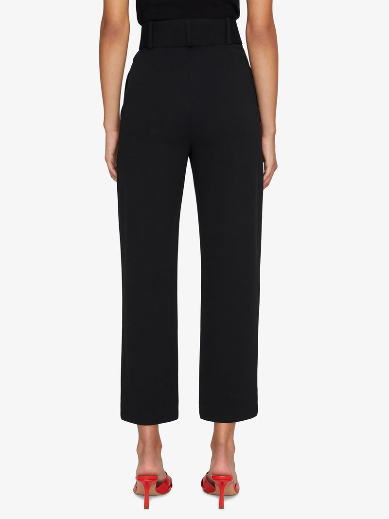 The Curator Pant Black