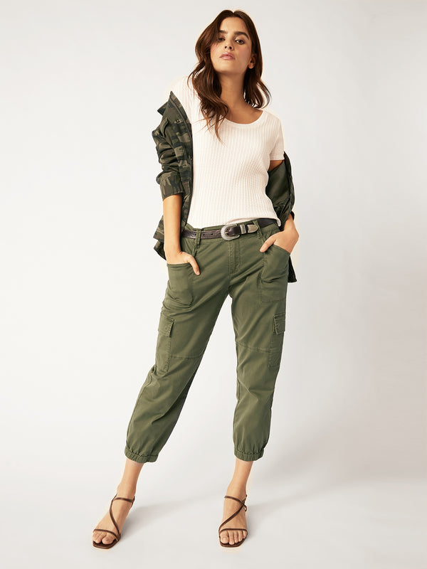 Terrain Pant Aged Green - Aged Green / 24 - Pant