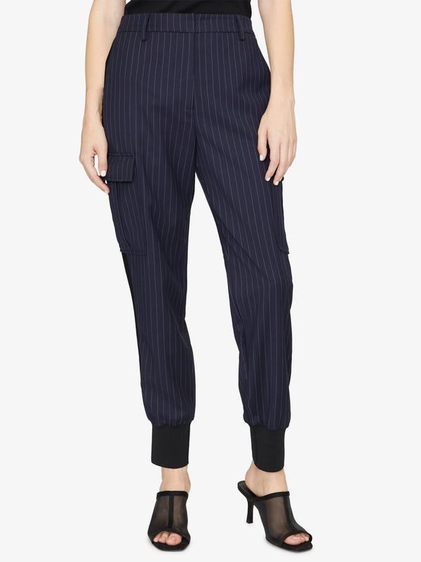 The Regent Pant Harbor Stripe
