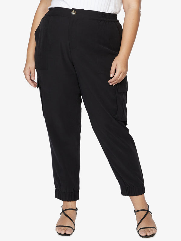 The Harmony Pant Black Inclusive Collection