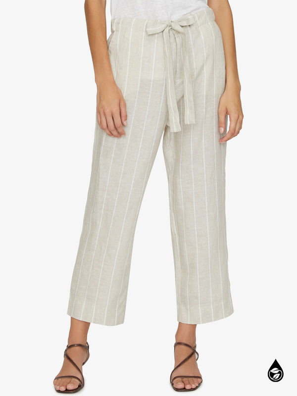 The Shayne Pant Hampton Stripe