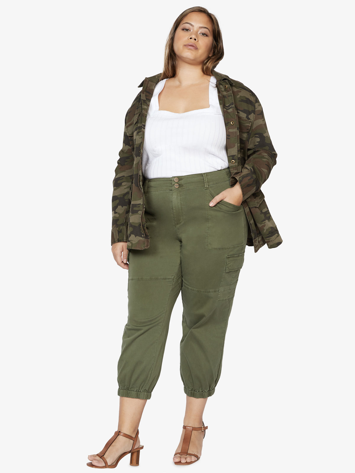 Terrain Pant Aged Green Inclusive Collection