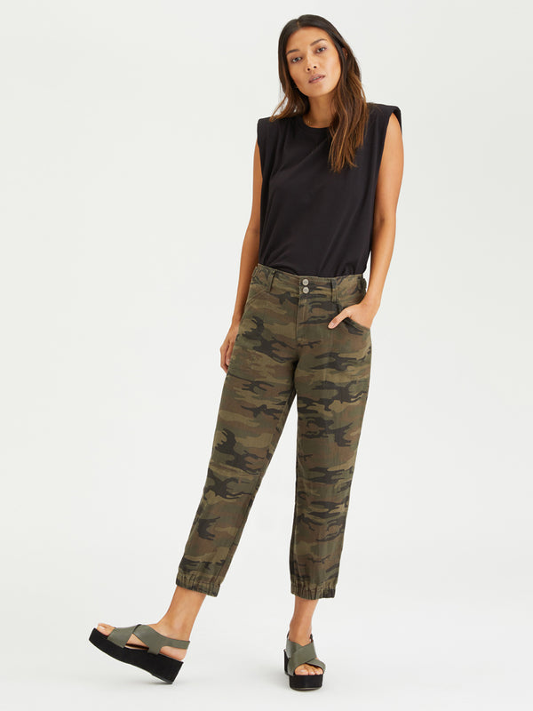 The Retreat Pant Little Hero Camo