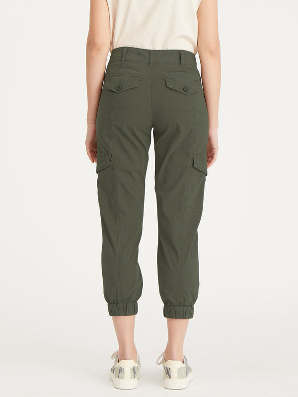Rebel Pant Organic Green - Pant