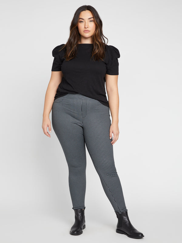 Runway Legging Alpine Plaid Inclusive Collection