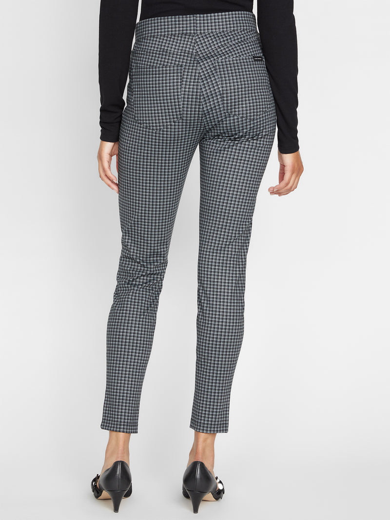 Runway Legging Alpine Plaid