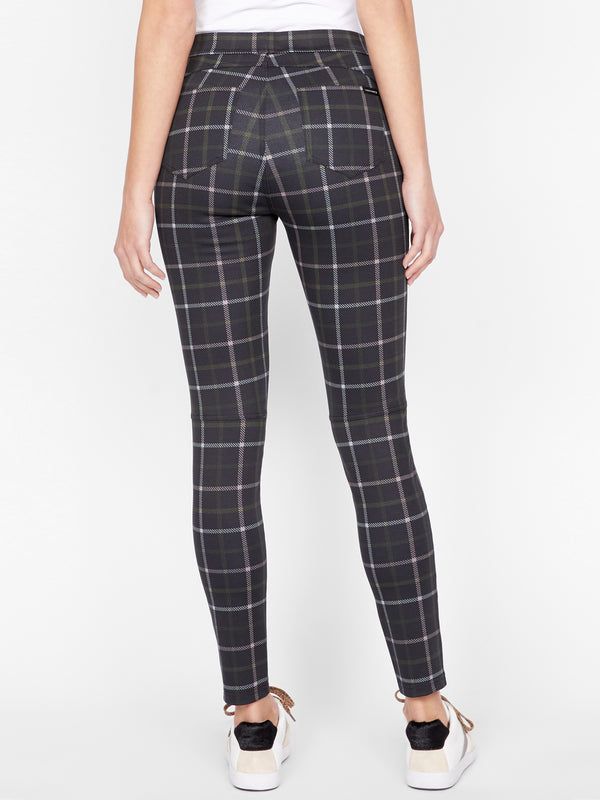 Runway Legging Crisp Plaid