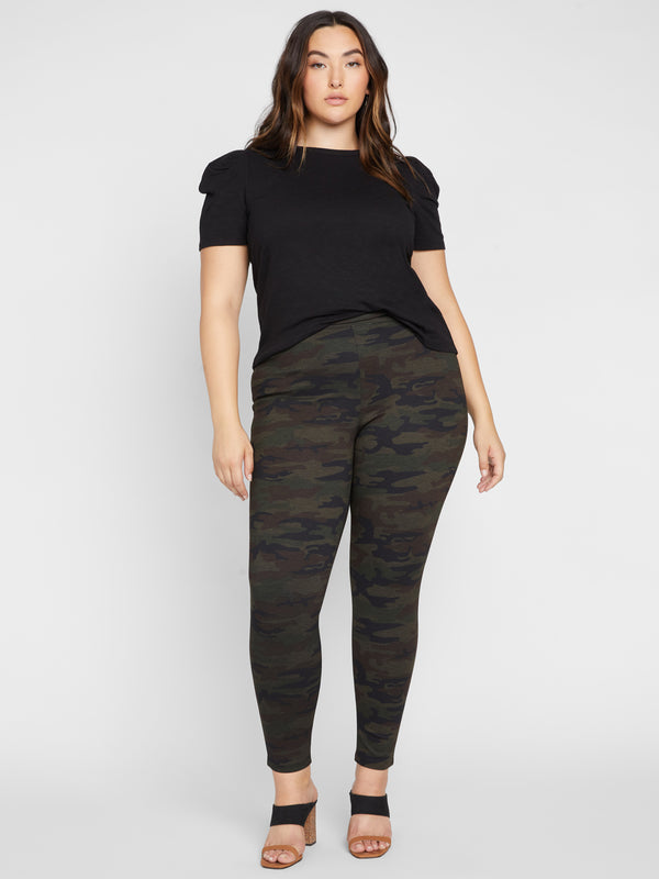 Runway Legging Forest Camo Inclusive Collection - Forest