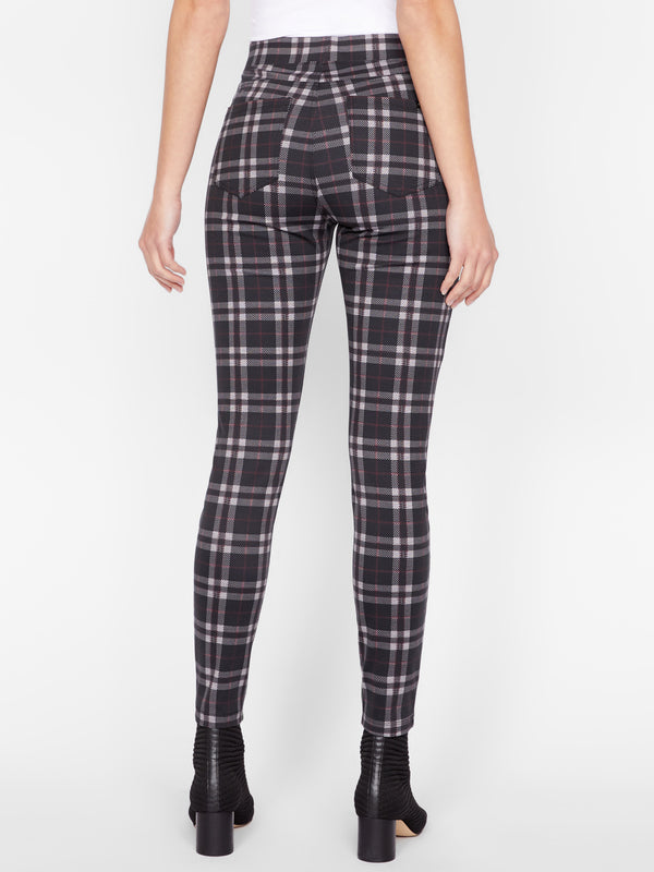 Grease Legging Morning Pink Plaid