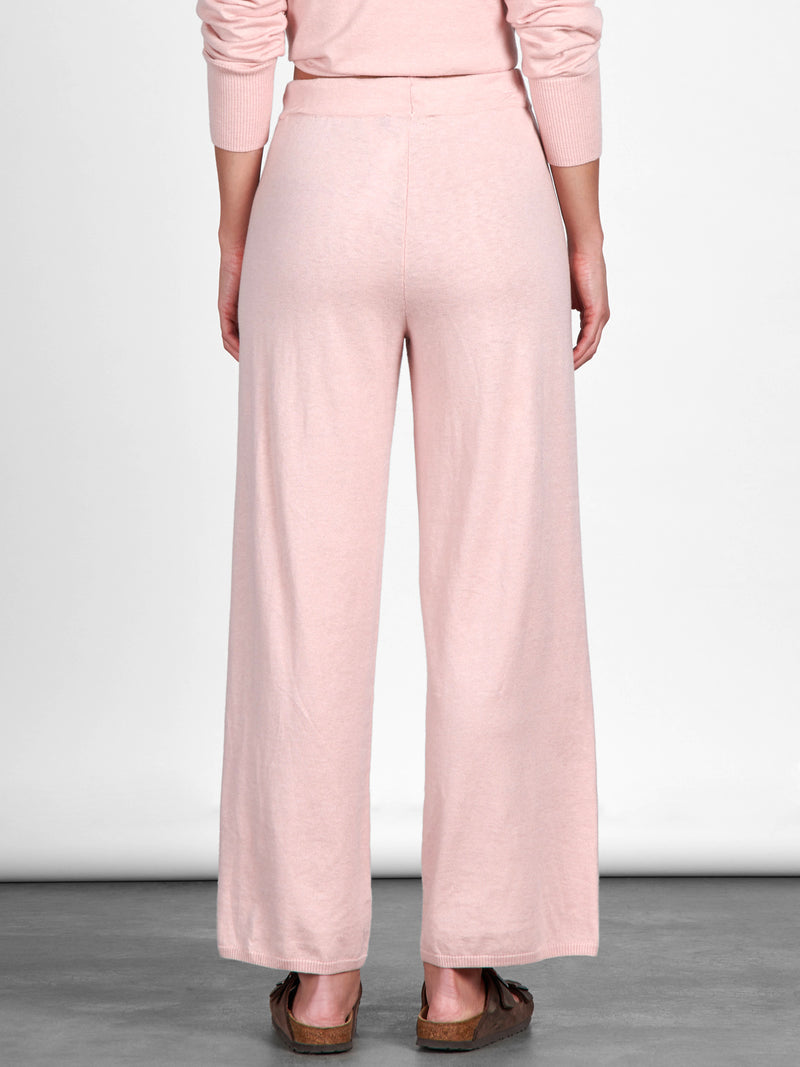 Essential Knitwear Pant Lotus