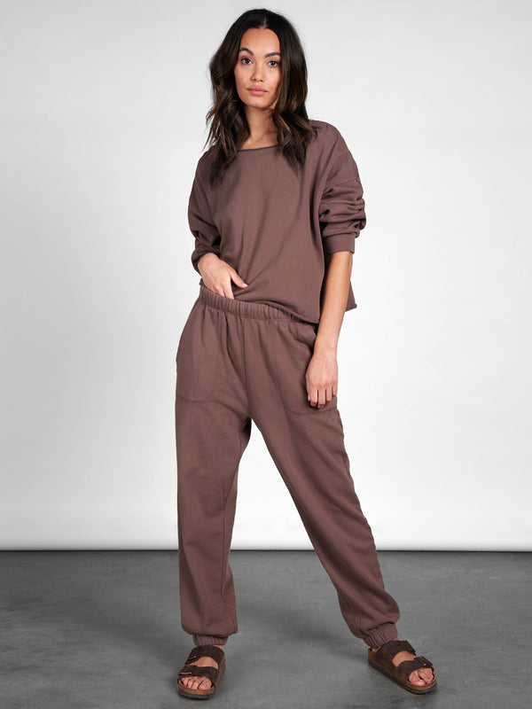 Perfect Sweatpant Mink - Mink / XS/S - Sweatpant