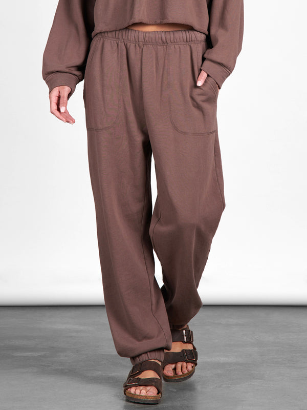 Perfect Sweatpant Mink - Sweatpant