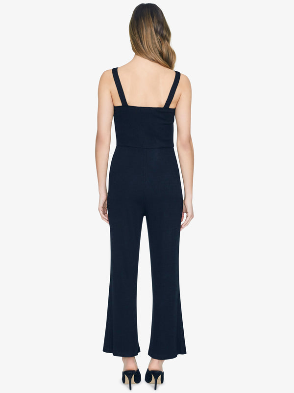 Essential Jumpsuit Black