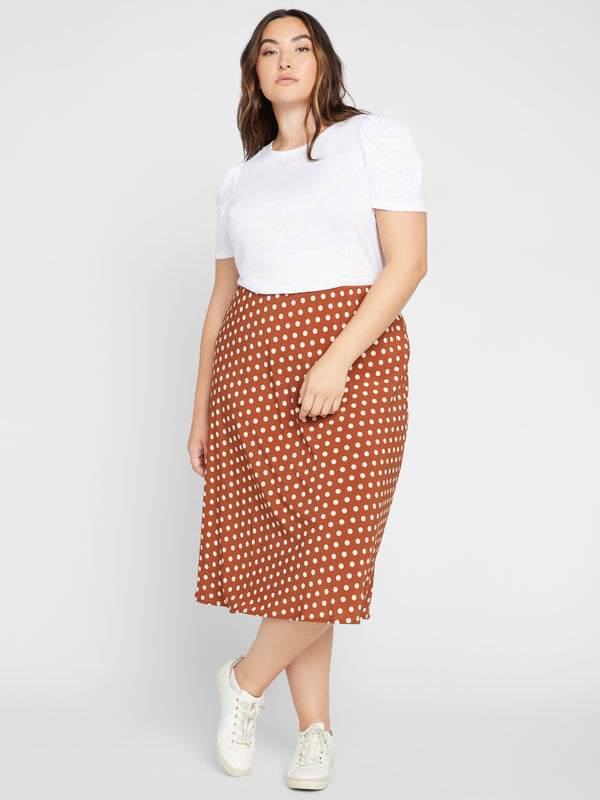 Everyday Midi Skirt Moondance Inclusive Collection