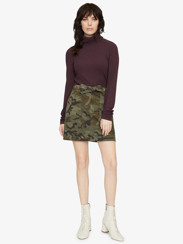Emerson Skirt Dark Mineral Camo