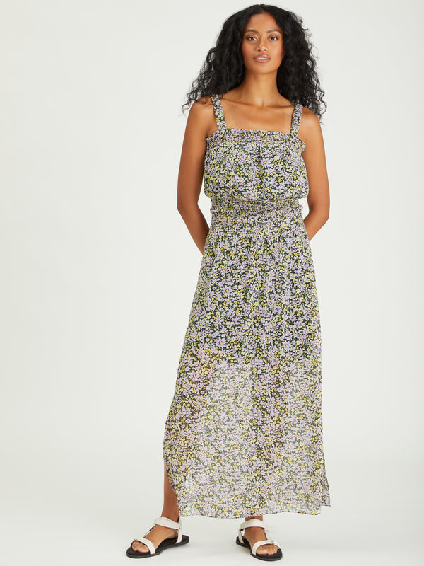 Meadow Bloom Midi Skirt Garden Valley