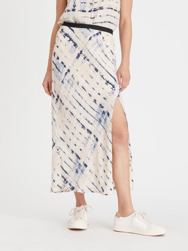 Good Times Midi Skirt Horizon - Horizon / XXS - Skirt