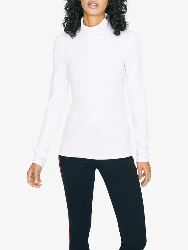 Essential Turtleneck Opal