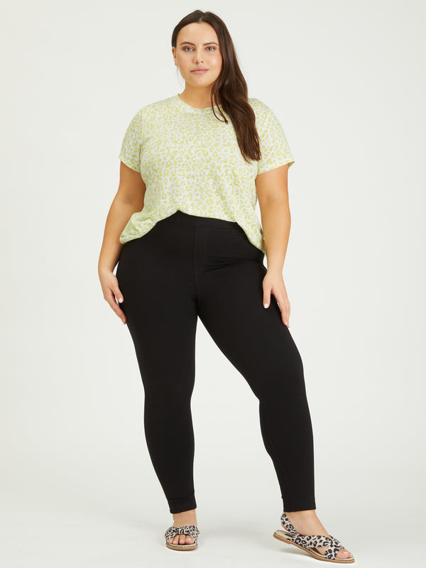The Perfect Tee Lime Leo Inclusive Collection - LIME LEO /