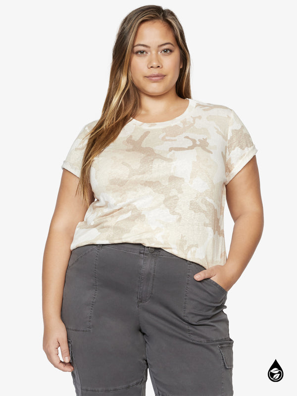 The Perfect Tee Sand Dune Camo Inclusive Collection