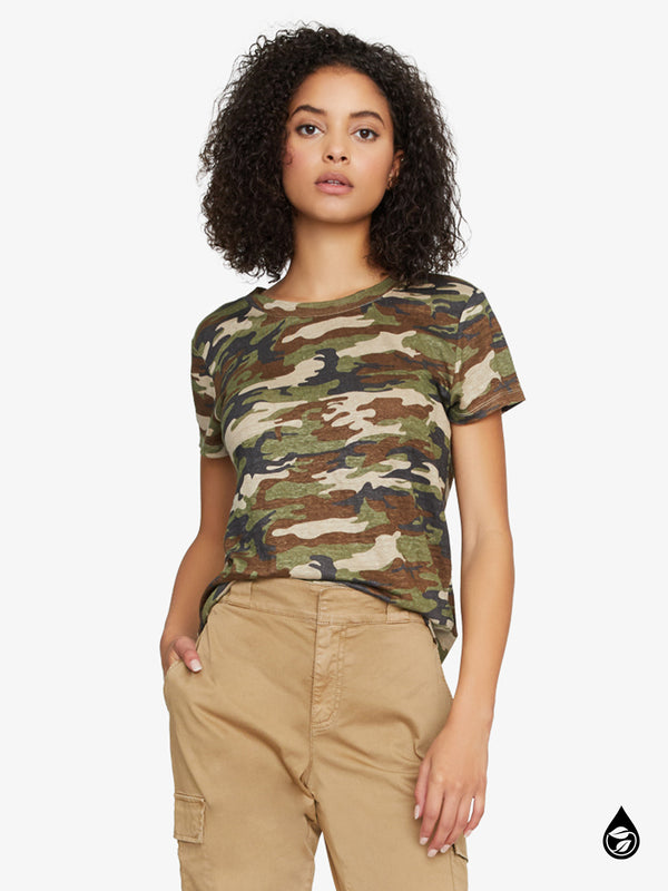The Perfect Tee Little Hero Camo
