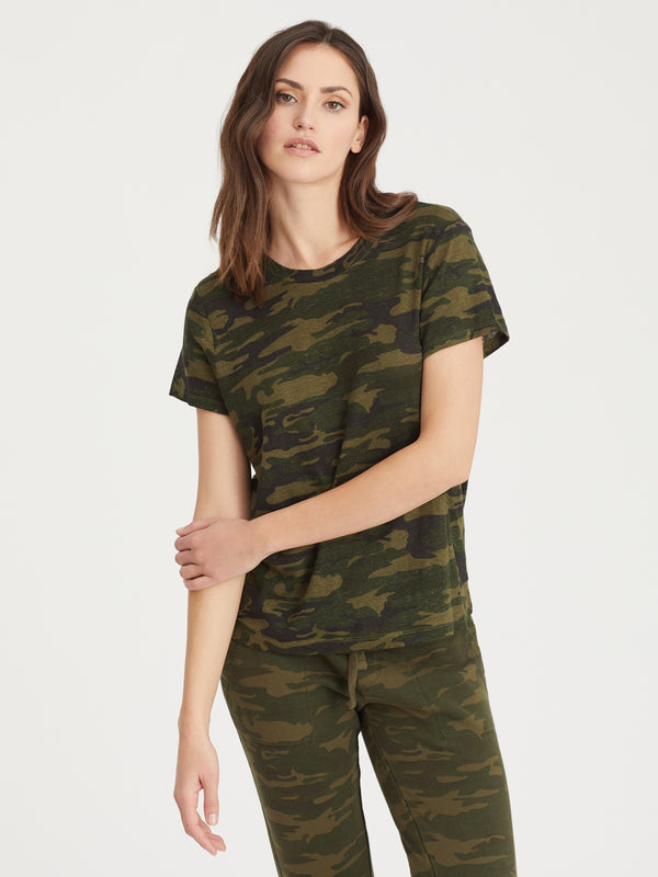 The Perfect Tee Mother Nature Camo - Mother Nature Camo / XS