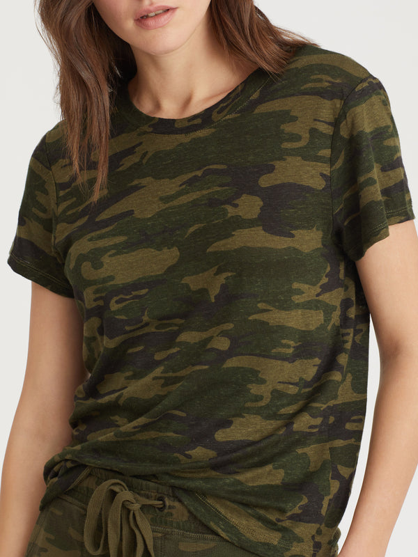 The Perfect Tee Mother Nature Camo