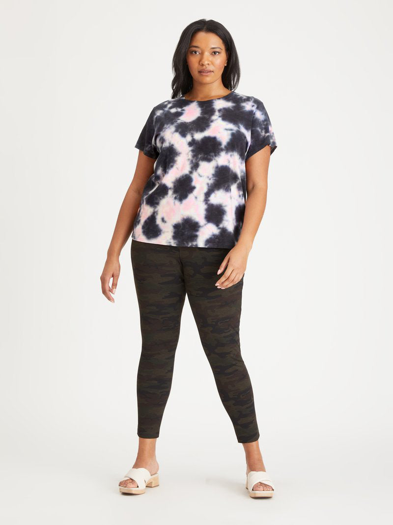 The Perfect Tee Lotus Eco Natural Tie Dye Inclusive Collection