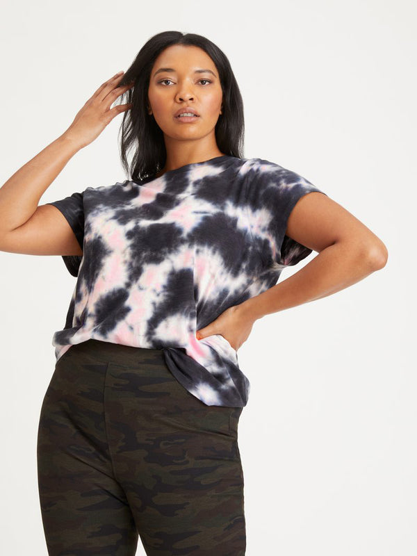 The Perfect Tee Lotus Eco Natural Tie Dye Inclusive