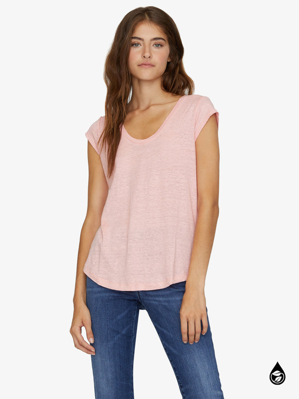 Alma Scoop Tee Light Fresia